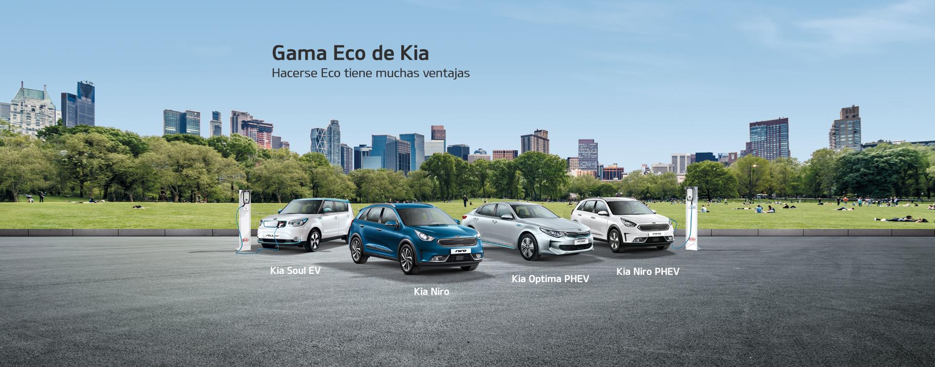 Gama Eco de Kia